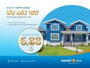 Sở hữu ngôi nhà mở ước cùng BAOVIET Happy House 2021
