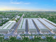 Đất nền The Sun – Dream City Bàu Bàng