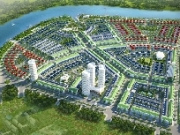 Mekong Riverside City: Khu đô thị ven sông