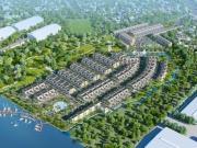 Khu dân cư Lotus Riverside City Long An