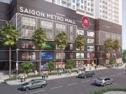 Trung tâm thương mại Saigon Metro Mall quận 8