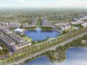 Khu đô thị Bách Việt Lake Garden Bắc Giang