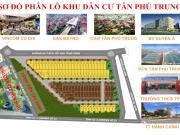 Khu dân cư Tân Phú Trung Củ Chi