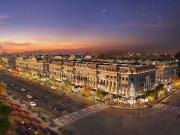 Nhà phố thương mại Europe Hạ Long