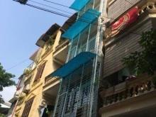 """""""Nhà mặt ngõ Hồng Hà: 7 tỷ, 33mx6 tầng, oto đỗ cửa, kinh doanh dc,hg: Nam"""