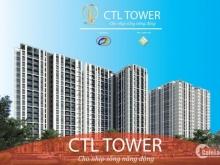 Căn hộ CTL Tower đầu tư sinh lời cực khủng, nâng cao giá trị cuộc sống. LH: 01676.077.315