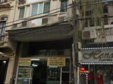 Cho thuê nhà mặt phố Tô Hiệu nhỏ, S: 34m2, 4T, MT 3.5m. Giá thuê 12tr/th. LH 01629084485