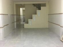 Cho thuê nhà mới 1 lầu 4x25m 20tr/th  Mặt Tiền Tân Mỹ, Q7