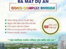 CHÍNH THỨC ĐẶT CHỖ DỰ ÁN ĐẤT NỀN CẠNH COCO BAY - KHU ĐÔ THỊ HOMELAND SUNRIVER CITY