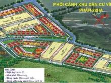Bán Đất KDC Vĩnh Phú 1 Bình Dương, G25 Diện Tích 220m2, Sổ Hồng Đầy Đủ