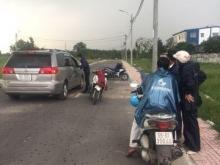 Bán đất mặt tiền đường Trần Đại Nghĩa,Huyện Bình Chánh.