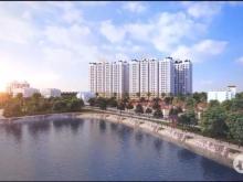 Bán căn góc tầng trung 3PN, DT 95m2 hướng ĐN và ĐB, 19tr/m2 chung cư KĐT Việt Hưng, Long Biên