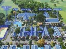 Biệt thự nghỉ dưỡng Oasis 1,6 tỷ HĐ thuê lại 540 triệu, ngân hàng hỗ trợ vay 70%