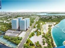Bán lại căn hộ Q7 Saigon, ven sông Sài Gòn, 1.8 tỷ/ căn 2PN