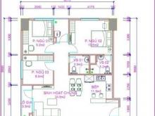 Chính chủ bán căn góc 3 phòng ngủ chung cư FLC Garden City- Đại Mỗ