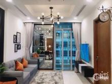 Cho thuê căn hộ Vinhomes Central Park 1PN, nội thất decor cao cấp