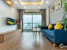 Nhà mới nhận, cần cho thuê căn chung cư 2PN - DT: 90m2 tại Quận 4.