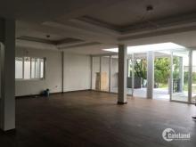 Cho thuê Biệt thự hiện đại mới xây, diện tích đất 600m2