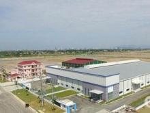 Bán đất công nghiệp 7015m2 đã xây xưởng 3015m2 tại KCN Bình Xuyên 2 Vĩnh Phúc