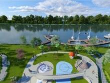 Có nên mua nhà biệt thự ven sông hay  không ?