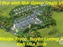 Green Oasis Villas - Hướng cuộc sống người Việt tới thiên nhiên