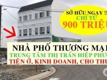 Dự Án Nhà Phố Mặt Tiền Đường Tôn Đức Thắng - Cam kết cho thuê 15 triệu/ Tháng. LH 0903997138