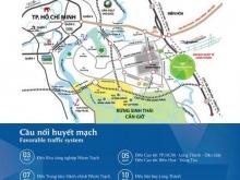 Dự án nhà phố thương mại liền kề gần sân bay Long Thành giá chỉ 2.7 tỷ