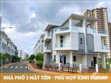 Chỉ việc đến nhận sổ hồng và dọn đồ đến ở tại nhà phố cao cấp hiện đại tại Khang An Residence với giá 18tr/m2