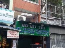 Bán nhà mặt tiền kinh doanh ngay chợ Gò Vấp, 1 trệt 2 lầu, 4 pn, Giá 5,8 tỷ thương lượng.