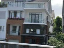 Cần cho thuê biệt thự mỹ  thái mặt tiền đường lớn 126m  giá 1500 usd full nội thất quận 7
