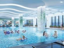 Cần cho thuê căn hộ cao cấp 3 phòng ngủ 85.5m2 tại dự án The Legend 109 Nguyễn Tuân