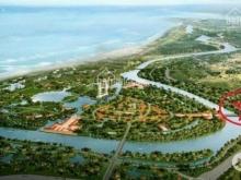Đất phân khúc biệt thự ven sông đường 27m giá chỉ 9 triệu/m2