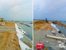 18 lô đất nền cuối cùng trong tổng 954 lô Khu đô thị phố biển Marine City Vũng Tàu