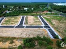 Đất ngay khu CN Lộc an-Bình Sơn, sổ riêng chủ 600tr/nên, công chứng ngay