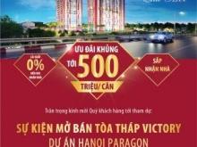 Mở bán chung cư Cao cấp Cầu Giấy - CK 600tr - Chỉ 38tr/m2 - FULL nội thất