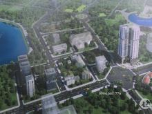 Hot! Căn hộ cao cấp view trực diện CV Cầu Giấy, cạnh Đại sứ quán Mỹ, chiết khấu 3%, hỗ trợ 0% LS.