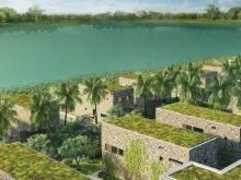 Biệt thự nghỉ dưỡng ven sông sát biển giá rẻ như giá đất nền nằm giữa thành phố ĐN và Hội An