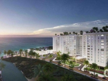 Aloha Beach Village, căn hộ nghỉ dưỡng mặt tiền biển Mũi né, 1,2ty/căn, sổ vĩnh viễn, cam kết mua lại!!!