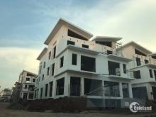 Biệt thự song lập Khai Sơn Hill, 200m2 đất(373m2 sàn), 3 tầng + 1 hầm.