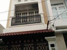 Bán nhà mặt tiền đường 119  Bùi Hữu Nghĩa, P.7, Quận 5  Dt: 4.25x16.5m