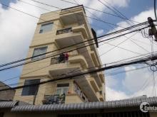 Xoay vốn KD cần bán gấp toàn nhà đang cho thuê 1 trệt 3 lầu, gồm 16 phòng cho thuê