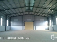 Cho thuê nhà xưởng gần KCN Phú Nghĩa hà nội DT 1012m2