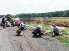 Bán đất Long Đức giá rẻ, điện nước âm thổ cư 100% gần chợ An Bình, Phùng Hưng