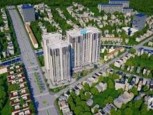 Bán căn hộ cao cấp tại trung tâm quận Hoàng Mai giá 1,7 tỉ