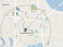 bán CHCC 52.1m2 dự án HUD3 - 60 Nguyễn Đức Cảnh