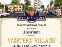 Western Village FLC Quảng Bình Chính sách mới thu hút mạnh giới đầu tư
