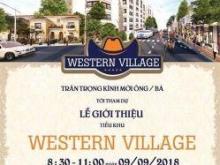 Lễ mở bán Western Village FLC Quảng Bình ưu đãi tặng 1 viên kim cương trị giá 150 triệu.