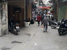 Mặt phố Định Công 80m,3,5 tầng,ô tô tránh,KD cực tốt.