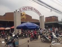 Cần vốn kinh doanh nên bán lỗ lô GÓC MT chợ Phú Phong, SHR