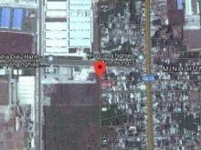 Gia đình cần tiền bán gấp lô đất nằm ngay KCN Minh Hưng 3, Dt 5x30/tc 100m2.